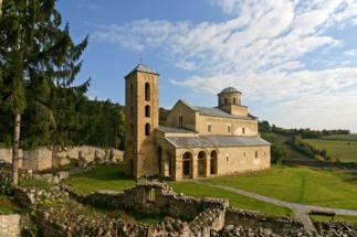Monastere Orthodox en Serbie
